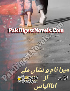 Mera Naam O Nishan Mile Episode 3 By Ana Ilyas