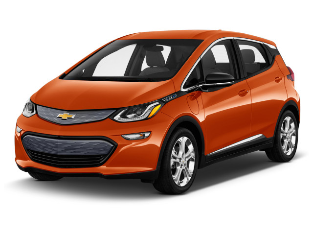 2022 Chevrolet Bolt EV Preview