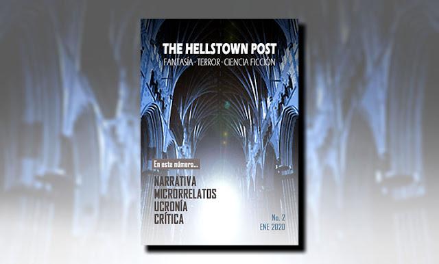 The Hellstown Post Nº 2 | Revista semestral de fantasía, terror y ciencia ficción