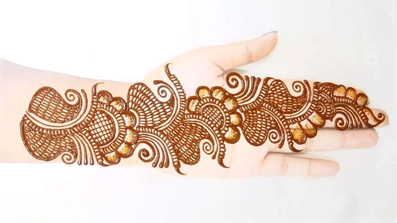 Paisley Hand Design