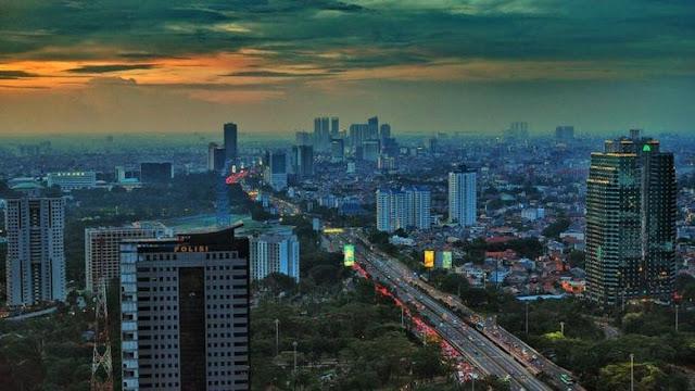 Survei: Jakarta Dianggap Lebih Aman Dibanding Kuala Lumpur