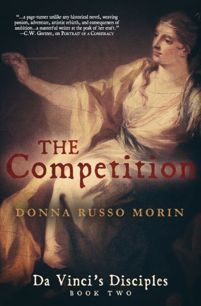 Donna Russo Morin's The Competition - #Review & #Giveaway #TheCompetitionBlogTour