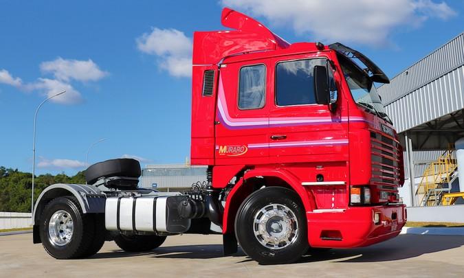 Conheça a história do Scania 113H com quase 3 milhões de km sem reparo corretivo no motor
