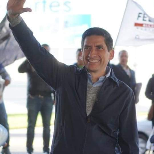 El ex panista Felipe De Jesús Cantú Rodríguez fue nombrado como nuevo candidato