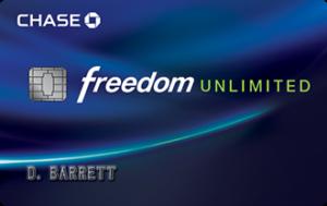 Review Chase Freedom Unlimited Credit Card [$200 Bonus Cash Back or 20k Bonus Chase Ultimate Rewards Points Plus 5% on Groceries]
