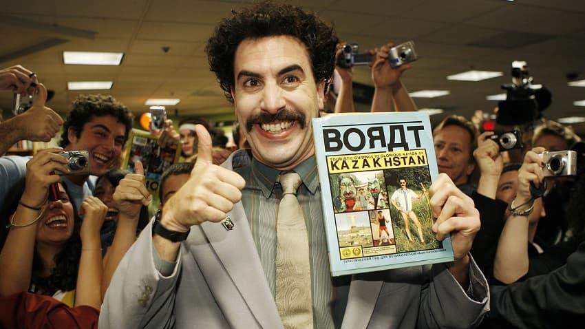 Комедия «Борат 2» выйдет уже в октябре - эксклюзивно на Amazon Prime Video