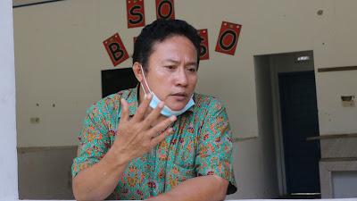 Plt Kadis Pariwisata Bantah Bangunan Sentra Kuliner Terbengkalai