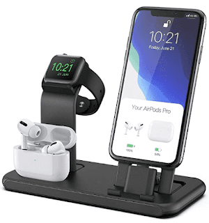 $15.23, Conido 3 in 1 Charging Station for Apple Products