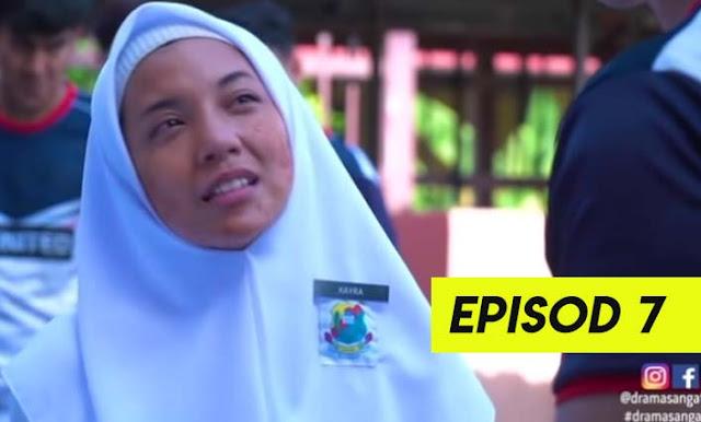 Drama Bidadari Salju Episod 7 Full