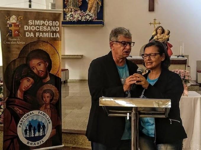 Cruz das Almas: Pastoral Familiar realiza Simpósio da Família Online