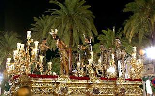 Rosario de Linares no seguirá tras la Flagelación de Jerez