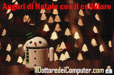 Auguri Di Natale Per Un Dottore.Il Dottore Dei Computer Fate Gli Auguri Di Natale Con Il