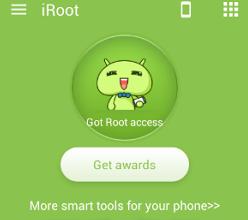 Cara Root Android Tanpa PC Menggunakan Aplikasi IRoot