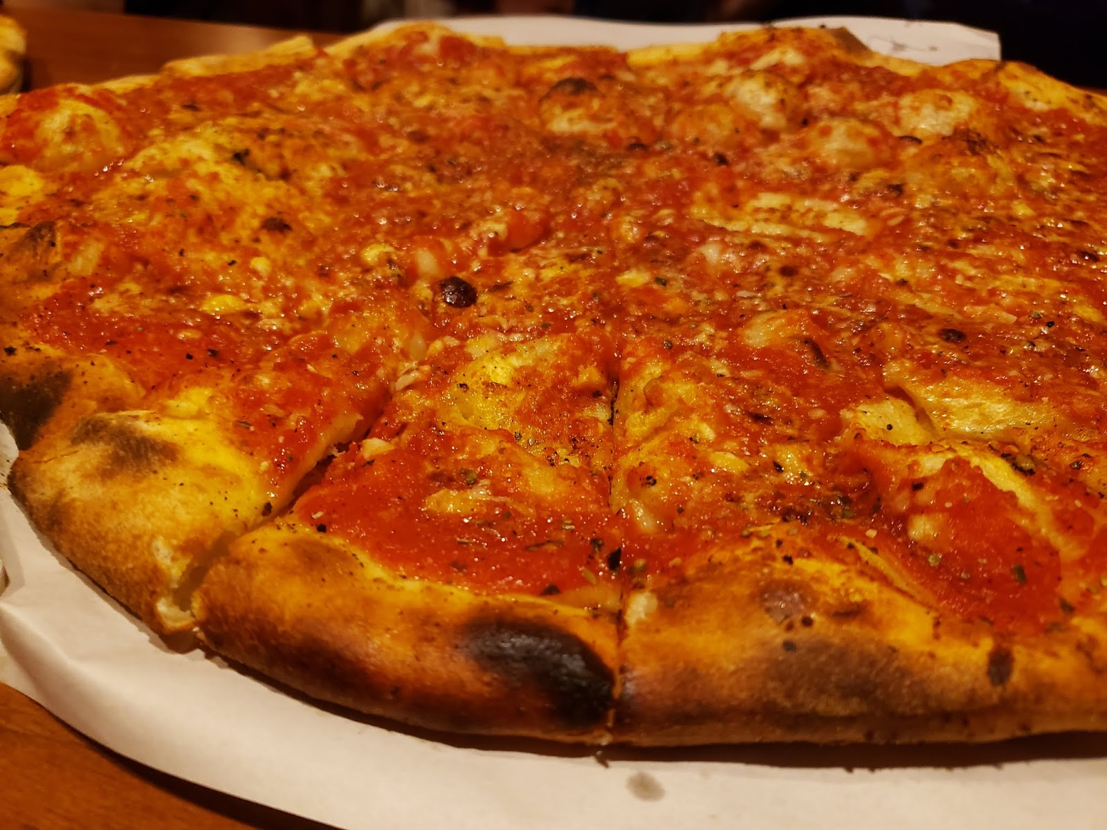 Modern Apizza New Haven Nepa Pizza Review