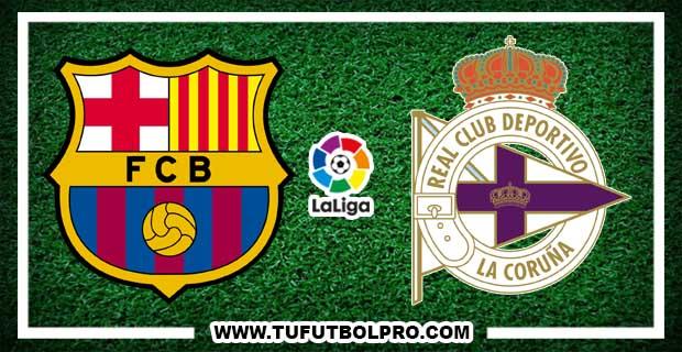 Ver Barcelona vs Deportivo EN VIVO Por Internet Hoy 17 de Diciembre del 2017