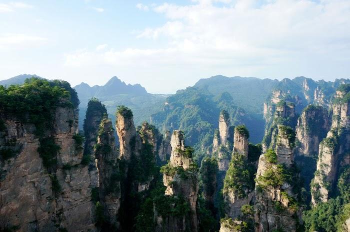 Amazingexplore Zhangjiajie Grand Canyon Hunan