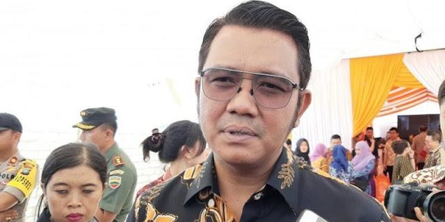 Bupati Bintan Apri Sujadi Ditetapkan Tersangka Korupsi