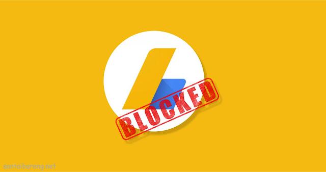 Cara Memblokir Iklan Google Adsense Yang Sensitif