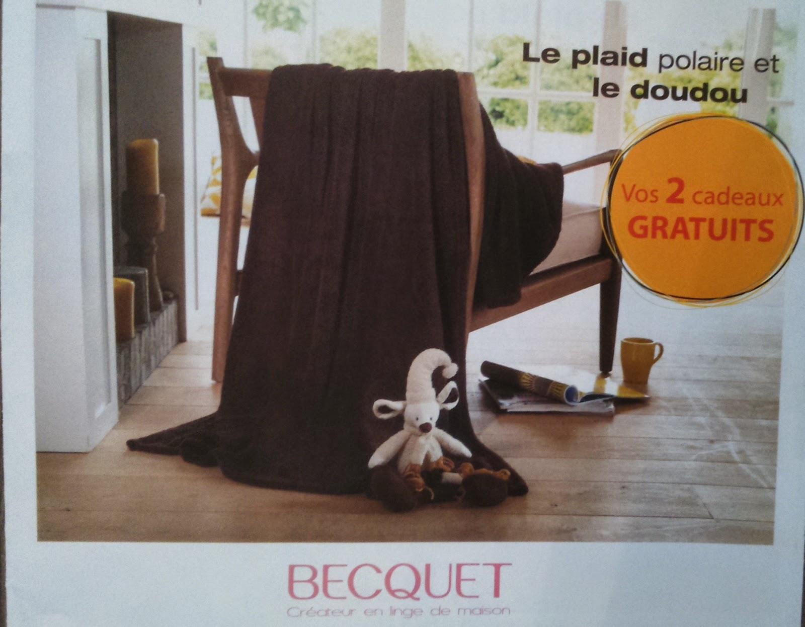 les bonnes affaires de lacuna becquet plaid polaire doudou en cadeau et livraison gratuite. Black Bedroom Furniture Sets. Home Design Ideas