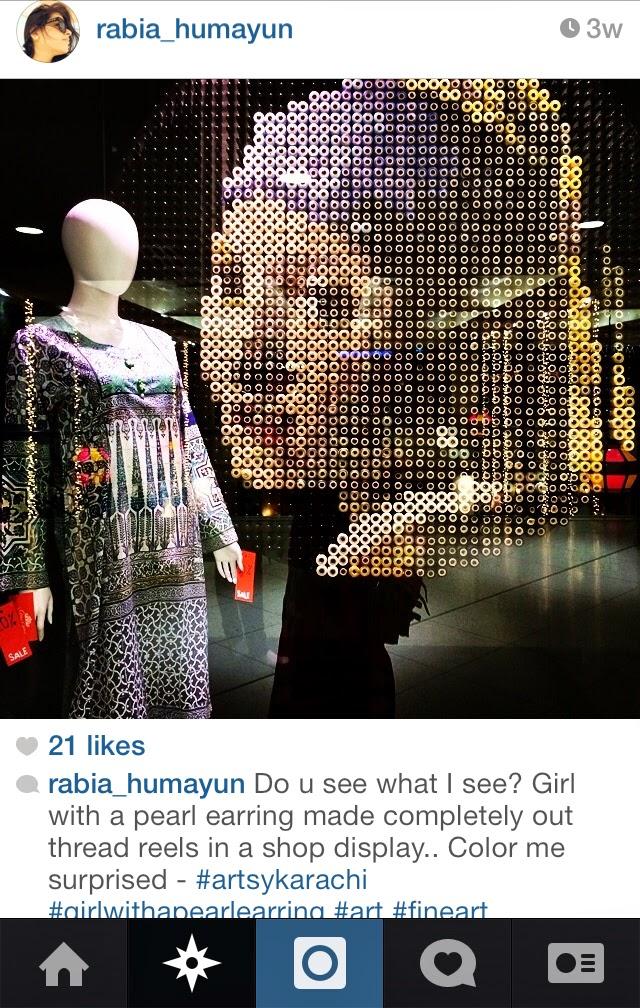 Rabia Humayun-  Pakistan Instagram Accounts