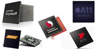 produttori processori smartphone