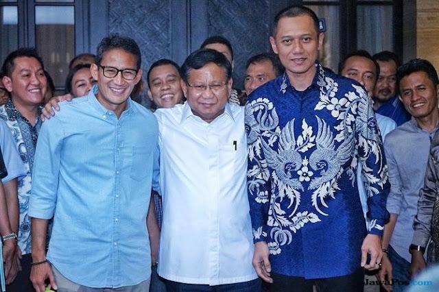 Prabowo Disebut Sebagai Reinkarnasi Bung Karno, Begini Komentar Dahnil