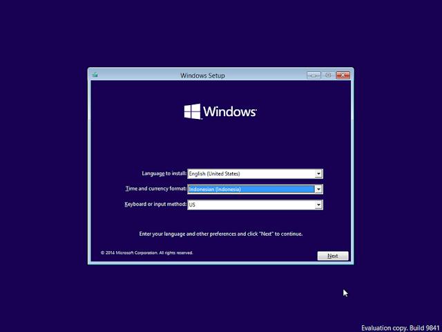 Install Windows 10 Dengan Flashdisk Lengkap Screenshot