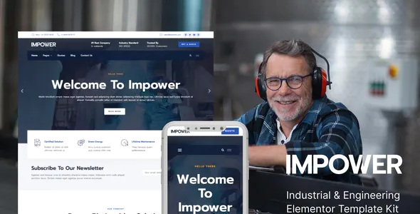 Best Engineering and Industrial Template Kit