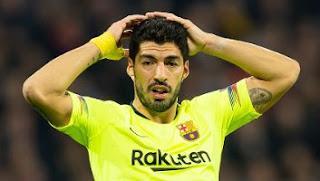 ملخص  مباراة ليون 0 - 0 برشلونة دوري ابطال اوروبا 19-02-2019