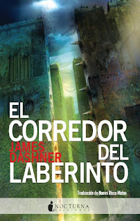 El corredor del laberinto 1, James Dashner