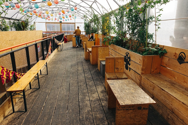 ポップ・ブリクストン(POP Brixton) The Greenhouse