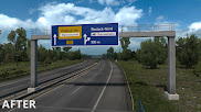 ets 2 realistic signs screenshots 8