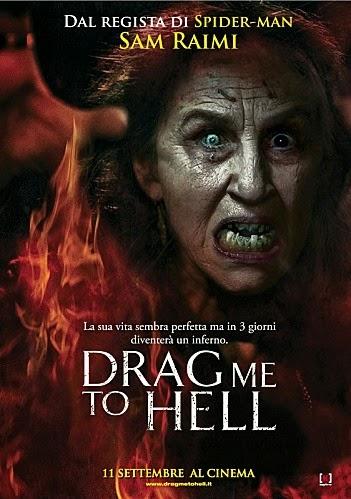 فيلم الرعب drag me to hell unrated مترجم