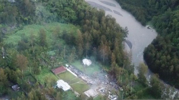 12 Ruang Sekolah di Beoga Papua Dibakar KKB, Kerugian Capai Rp 7,2 M