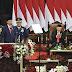 Usai Dilantik, Presiden Jokowi Sampaikan Ucapan Terima Kasih