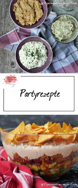 Partyrezepte | Taco-Salat | Essen | Salat | Rezepte | Dips