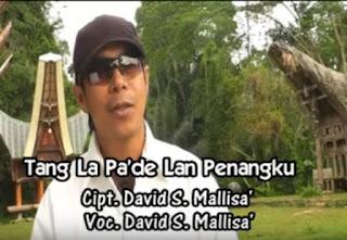 Download Lagu Toraja Tang La Pa'de Lan Penangku (David S. Mallisa')