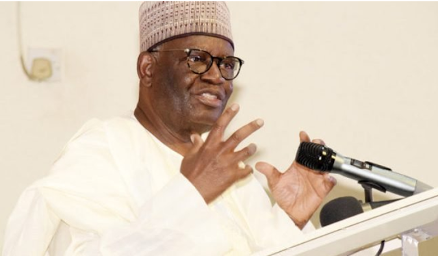 I report only to the President Buhari and not Nigerians - Gambari