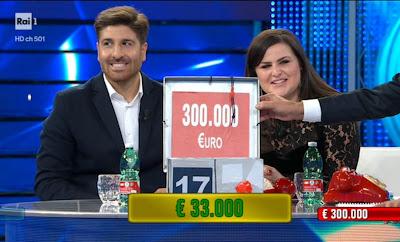 affari Tuoi concorrenti perdono 300 mila euro