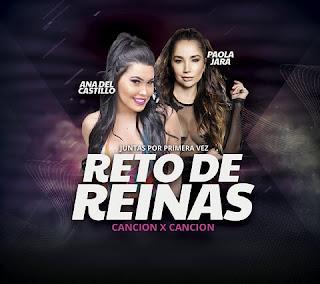 Concierto de Paola Jara y Ana Del Castillo | RETO DE REINAS