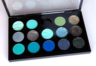 Lidschatten MAC Anastasia Beverly Hills Colour Pop Sephora