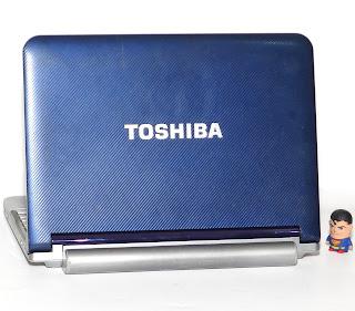 Laptop Toshiba NB205 Second di Malang