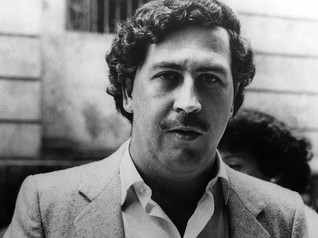 Biodata dan Profil Pablo Escobar