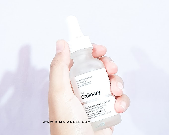 Review The Ordinary Niacinamide 10% + Zinc 1%
