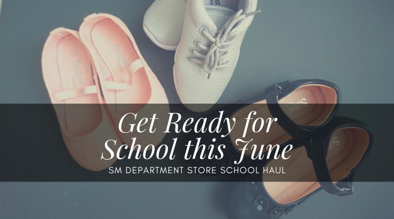 SM Department Store School Supplies Haul - wanderwahm