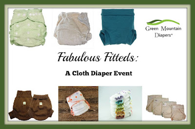 Fabulous Fitteds Cloth Diaper Giveaway Event - A Wandering Vine