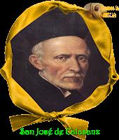 Resultado de imagen para San José de Calasanz y el rosario