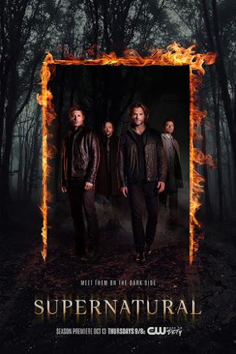 Supernatural Temporada 12 (HDTV 720p Ingles Subtitulada) (2016)