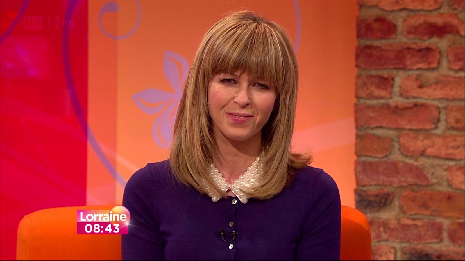 kate garraway growout ~ prom hairstyles