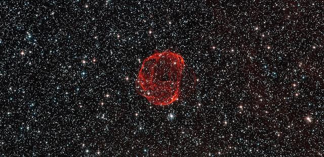 Supernova Remnant SNR 0519